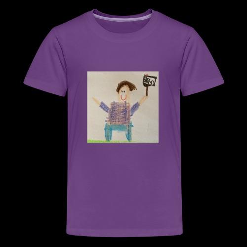 Majesticpig Productions logo - Kids' Premium T-Shirt