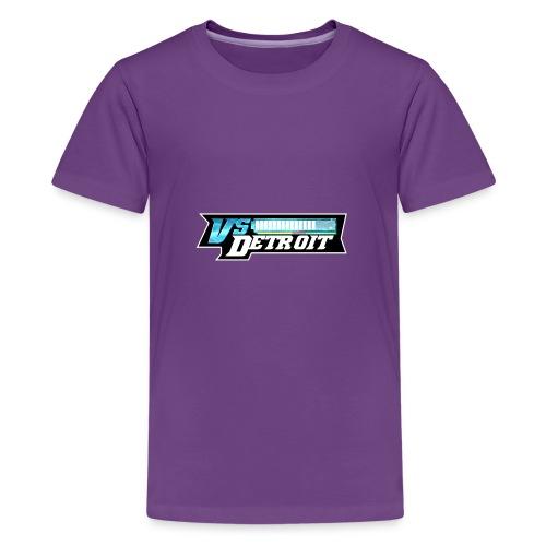 vsDetroit Logo - Kids' Premium T-Shirt