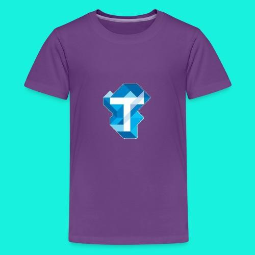TetraTekkerTeam! - Kids' Premium T-Shirt