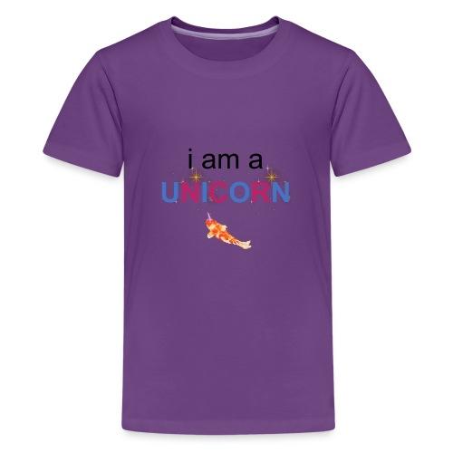 Unicorn Tier - Kids' Premium T-Shirt