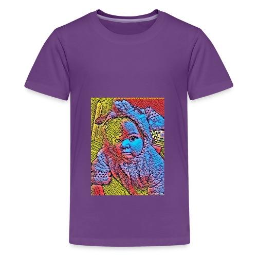 Lol bit - Kids' Premium T-Shirt