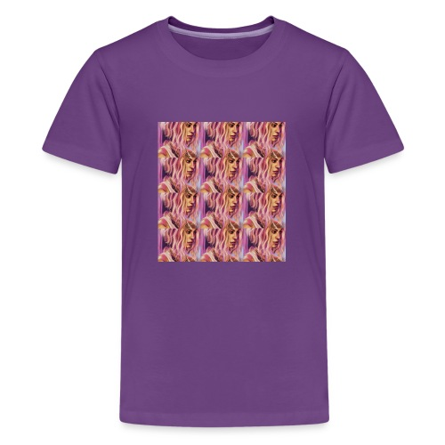 Flawless Ms Carter Phone Case - Kids' Premium T-Shirt