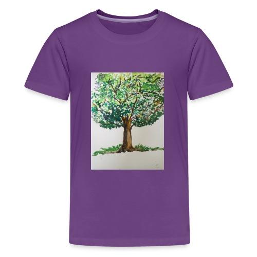 SHADES OF NATURE - Kids' Premium T-Shirt