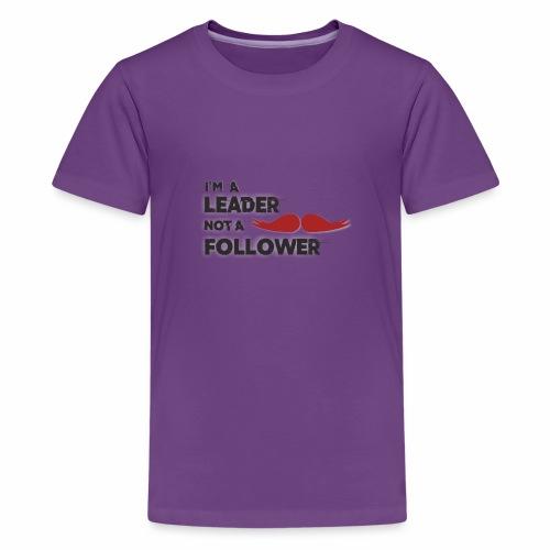 tshirttext1 - Kids' Premium T-Shirt