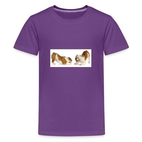 TwoDogs - Kids' Premium T-Shirt
