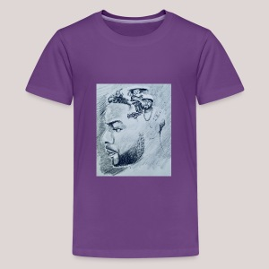 Portrait Collection - Kids' Premium T-Shirt