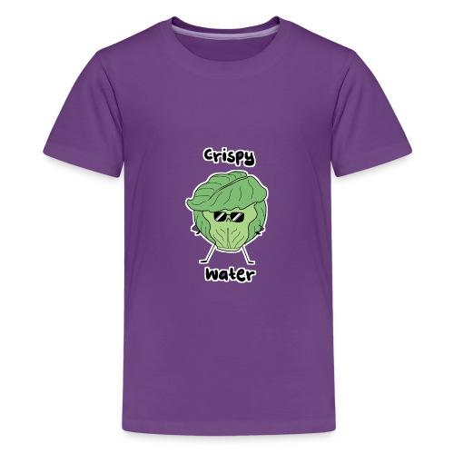 Crispy Water - Kids' Premium T-Shirt