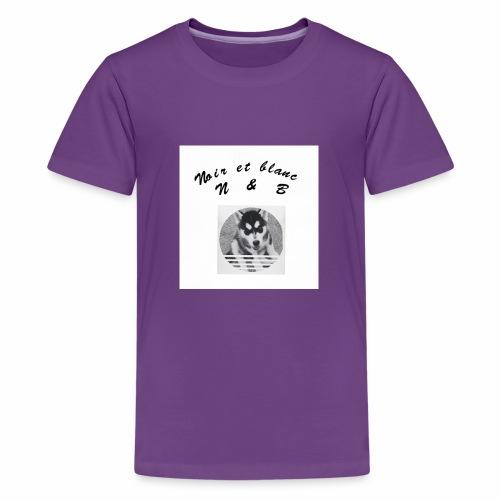 D2D530FB DBBD 4EA9 A3E6 43B2967C256C - Kids' Premium T-Shirt