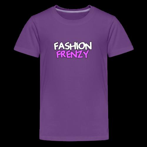 Fashion Frenzy - Kids' Premium T-Shirt