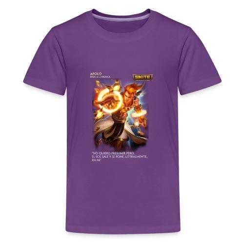 Smite Cloth - Apolo - Kids' Premium T-Shirt