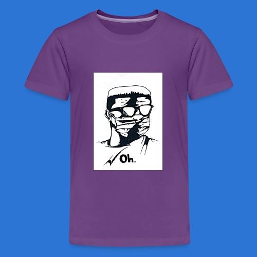 O.h. - Kids' Premium T-Shirt