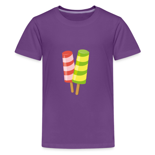 design-05 - Kids' Premium T-Shirt