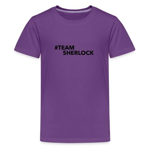 Team Sherlock - Kids' Premium T-Shirt