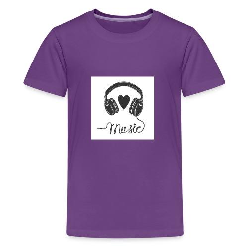 0D1AD47A 64DC 4E3A 8667 A3442D622615 - Kids' Premium T-Shirt