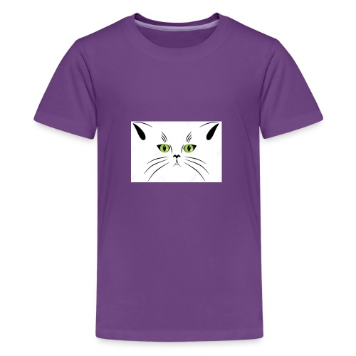 kitcat - Kids' Premium T-Shirt