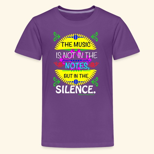 Musical10 - Kids' Premium T-Shirt
