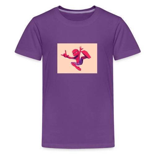 spiderman - Kids' Premium T-Shirt