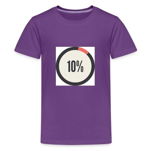 10% Album - Kids' Premium T-Shirt