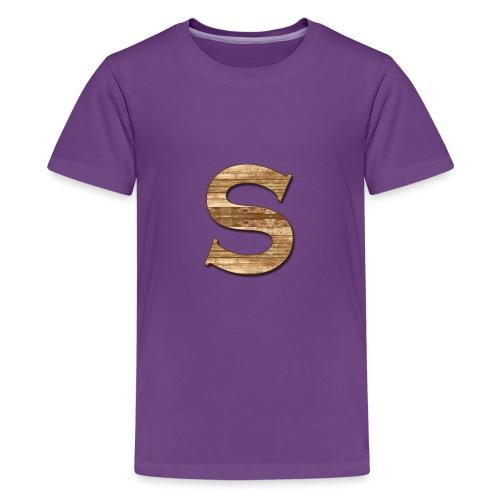 Synch - S Series Line - Kids' Premium T-Shirt