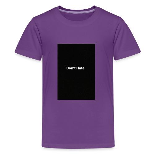 1668BA1A 2D05 4AD6 A214 2AAFB65F9916 - Kids' Premium T-Shirt
