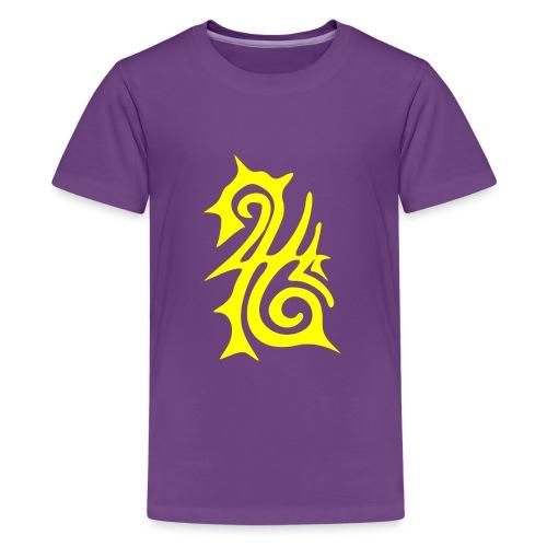 T-shirt tank top hoodie Washington - Kids' Premium T-Shirt