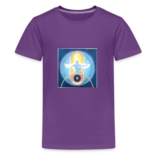 Aura angel - Kids' Premium T-Shirt