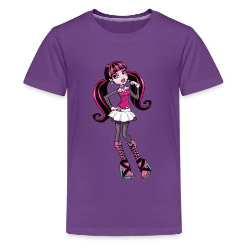 amazing draculaura shirt - Kids' Premium T-Shirt