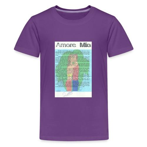 amor 003 - Kids' Premium T-Shirt