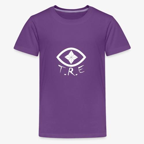 TESTLogoW - Kids' Premium T-Shirt