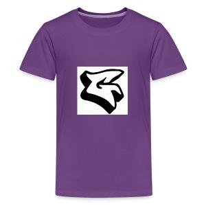 GoldenGam3r Logo Design - Kids' Premium T-Shirt