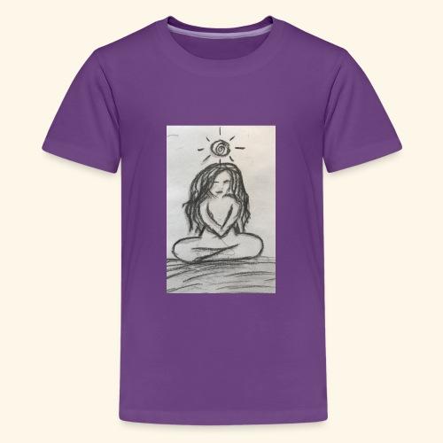 Reikigirl - Kids' Premium T-Shirt