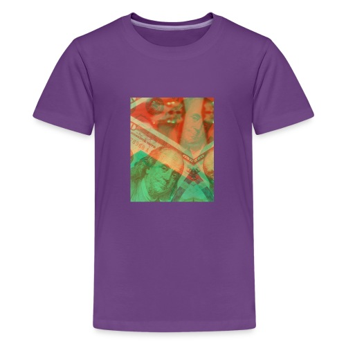 Benjy frank - Kids' Premium T-Shirt