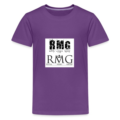 R.M.G.(Royal Music Group) - Kids' Premium T-Shirt