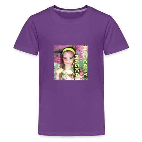 Digital Art - Kids' Premium T-Shirt