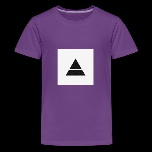 2e4c36a00924c8247e3ae17fb22888f6 geometric tattoo - Kids' Premium T-Shirt