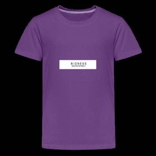 BIGNESS Ponsonby's - Kids' Premium T-Shirt