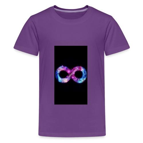 Kassie the sassie MERCH - Kids' Premium T-Shirt