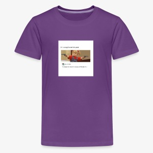 A full house meme - Kids' Premium T-Shirt