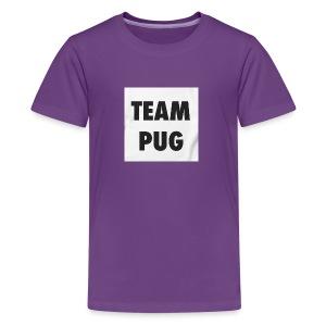 Pug Lover - Kids' Premium T-Shirt
