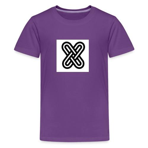 kente symbol - Kids' Premium T-Shirt