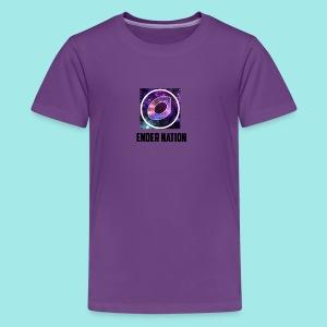 Ender Nation - Kids' Premium T-Shirt