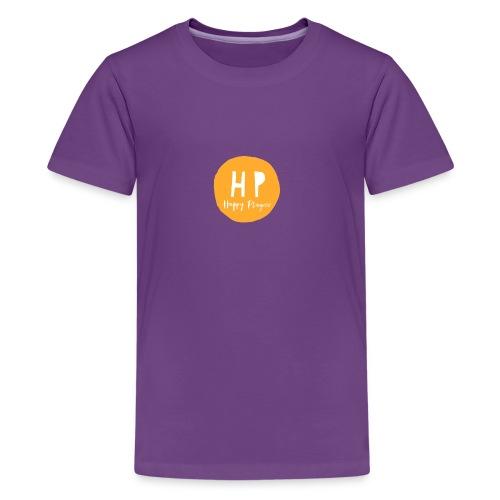 Happy Playces Logo - Kids' Premium T-Shirt