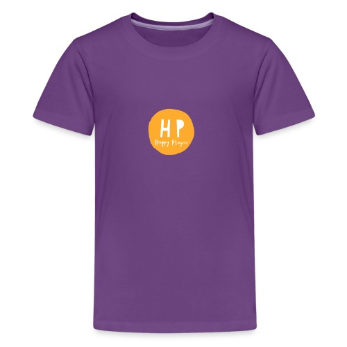 Happy Playces Logo - Kids' Premium T-Shirt