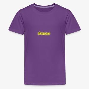 Goldenskul - Kids' Premium T-Shirt