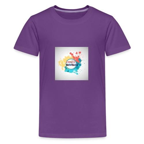 Be crazy - Kids' Premium T-Shirt