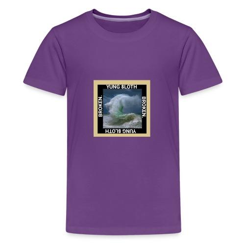 BROKEN CLOTHING - Kids' Premium T-Shirt