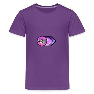 Mushroom Militia transparent - Kids' Premium T-Shirt