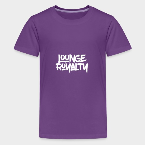 Lounge Royalty Logo - Kids' Premium T-Shirt