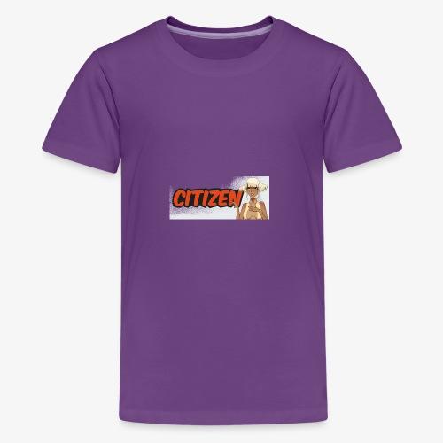 Citizen Girl - Kids' Premium T-Shirt