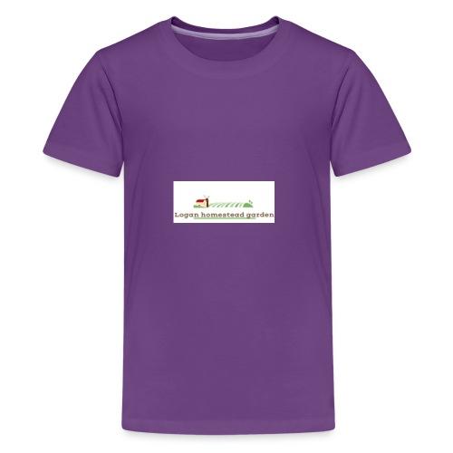 Homesteadlogo - Kids' Premium T-Shirt